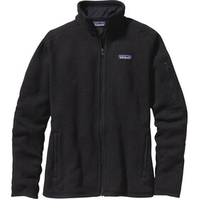 Patagonia Better Sweater Jacke Damen black